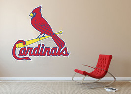 Cardinals MLB Baseball Team Wall Decal Decor For Home Laptop Sports - $104.45