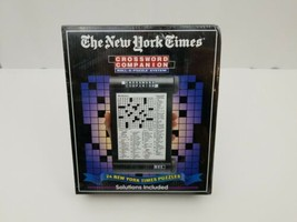New York Times Crossword Companion Roll-a-Puzzle System Game 1099701 New... - $8.32