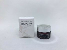 New Bare Minerals Mineralixirs Eye Nourishing Oil Balm .29 oz 8.5 g Mois... - $17.61