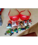 (11) McDonalds Super Mario Luigi Donkey Kong Bowser Yoshi Lot + Vintage ... - $16.19