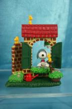 Targa Woodstock Snoopy Premium World Figure Sce... - $24.18
