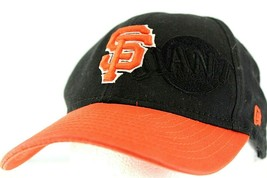 San Francisco Giants MLB Black/Orange Baseball Cap Snapback - $19.35
