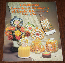 Crocheted Favorites & Originals Jessie Abularach Volume 2 1980 - $8.42