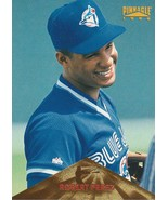 1996 Pinnacle #173 Robert Perez - $0.50
