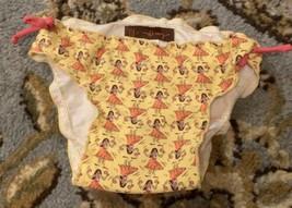 Old Navy Girls Size 2T Bathing Suit Bottom Bikini Hawaiian Luau  - $8.59