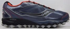 Saucony Peregrine 6 Men's Trail Running Shoes Size US 12 M (D) EU 46.5 S20302-1