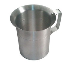 Stanton 1/2 Quart Aluminum Liquid Measure Cup With Handle - £12.09 GBP