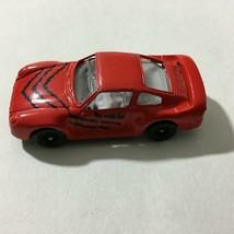 1995 SUBWAY-1/64 Diecast-Red Porsche China  B4 - $10.64