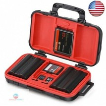Camera Battery and Memory Card Storage Case, SD (Battery and Memory Card... - $26.32