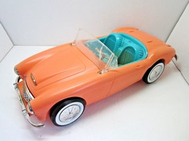 VINTAGE 1960'S MATTEL BARBIE AUSTIN HEALY CONVERTIBLE SPORTS CAR - $50.00
