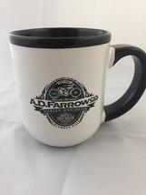 Harley Davidson Columbus Ohio Coffee Mug A.D Farrow Co Black & White Cof... - $18.39