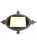 Cast Iron Soap Dish - Arthurian - Natural - $13.41