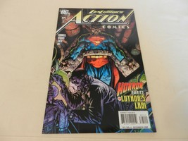 Lex Luthor's Action Comics Horror Awaits DC Comics #891 September 2010 - $7.42