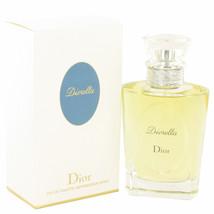 Christian Dior Diorella 3.4 Oz Eau De Toilette Spray image 2