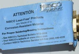 NIBCO HydraPure NF840X8B PC58580LF 1 1/4 Inch Lead-Free Bronze Ball Valve image 3