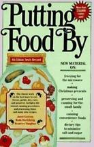Putting Food By by Janet Greene/Ruth Hertzberg/Beatrice Vaughan - $5.50