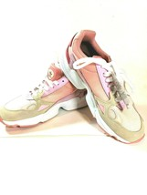 Adidas Originals Falcon Pink Running Walking Sneakers Shoes Women Size 9 US NEW - $44.49