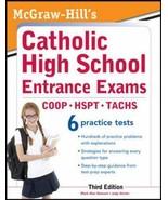 McGraw-Hill's Catholic High School Entrance Exams, 3rd Edition (McGraw-H... - $9.95