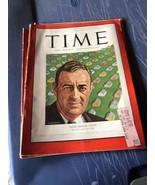 Magazine Time House Builder Levitt. July 3 1950 Free Ship - $49.49