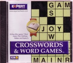 Expert Crosswords & Word Games (Jewel Case) - PC [Windows XP] - $12.36
