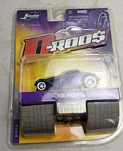 Jada Toys D-Rods 32 Ford Die Cast Vehicle Collectible Vehicles 2005 Wave 1 - $20.00
