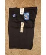 Dickies Girl's Jr Bermuda Shorts Stretch Fabric  KR714DN Size 19 Black 4... - $12.82