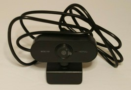 Webcam Ultra High Speed Windows & Mac Compatible Webcam w/ built in Microphone - $20.99