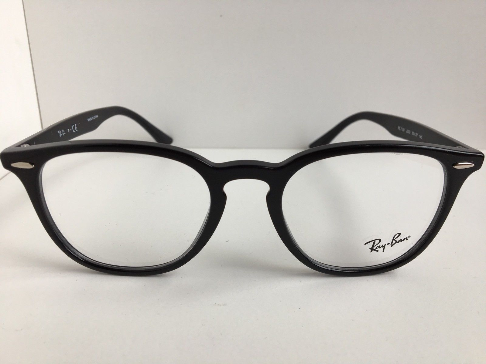 5b5f2abada New Ray-Ban RB 7159 2000 52mm Black Round and 9 similar items
