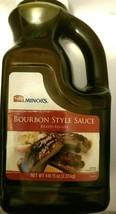 Minor's Bourbon Style Sauce, 1/2 Gallon - $21.78