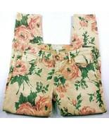 Current/Elliott Women's Stiletto Skinny Jeans Size 29 Haystack Floral Print - $46.62