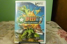 Battalion Wars 2 (Nintendo Wii, 2007) Complete w/ Manual - VG Condition - $9.85