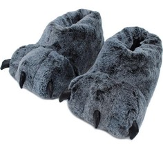 Paw Slippers Men Women Indoor Animal Winter Monster Claw Plush Set Home ... - $19.94