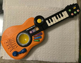 VTech 3-in-1 Musical Band - Piano Drum & Guitar, Jazz Hip-Hop & Rock, - $27.72