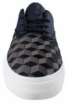 Supra Men's Olive Drab/Black/White Isometric 3D Cube Pistol Low Top Sneakers NIB image 5