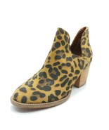 Blondo Womens High Heel Ankle High Shoe Leopard Print Cush Insole Sz 6.5... - $64.09