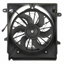 RADIATOR A/C SINGLE FAN ASSEMBLY FO3115161 FOR 01-12 FORD RANGER FRONT MOUNT A/T image 3