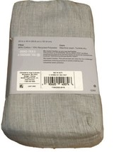 Made By Design Solid Easy Care Pillowcase Set (King) Light GRAY  NEW!STORE image 2