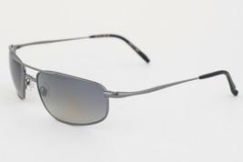 MATSUDA Gunmetal / Green Polarized Sunglasses 10678 LGR - $167.31