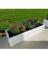 Handy Bed Mini 8.5-inch x 12-inch x 6-inch White Vinyl Raised Garden Bed - $42.75
