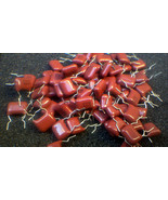 0.027uF 27nF 400V Red Polyester Capacitors 273 ... - $1.13
