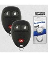 2 For 2007 2008 2009 2010 2011 2012 2013 Chevrolet Avalanche Car Remote ... - $12.76