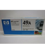 HP 49A LaserJet Black Print Cartridge  Q5949A 1160 1320 NEW - $29.65