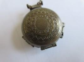 """Necklace /Locket , Ladies , 4 Picture , Vintage , Unique Design , 1"""" X 1"""" - $74.25"""
