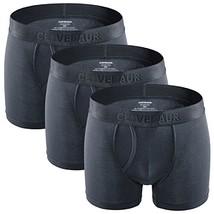 "Men's Underwear 3 Pack Ultra Soft Comfy Breathable 4"" Micro Modal Mens U... - $29.39"