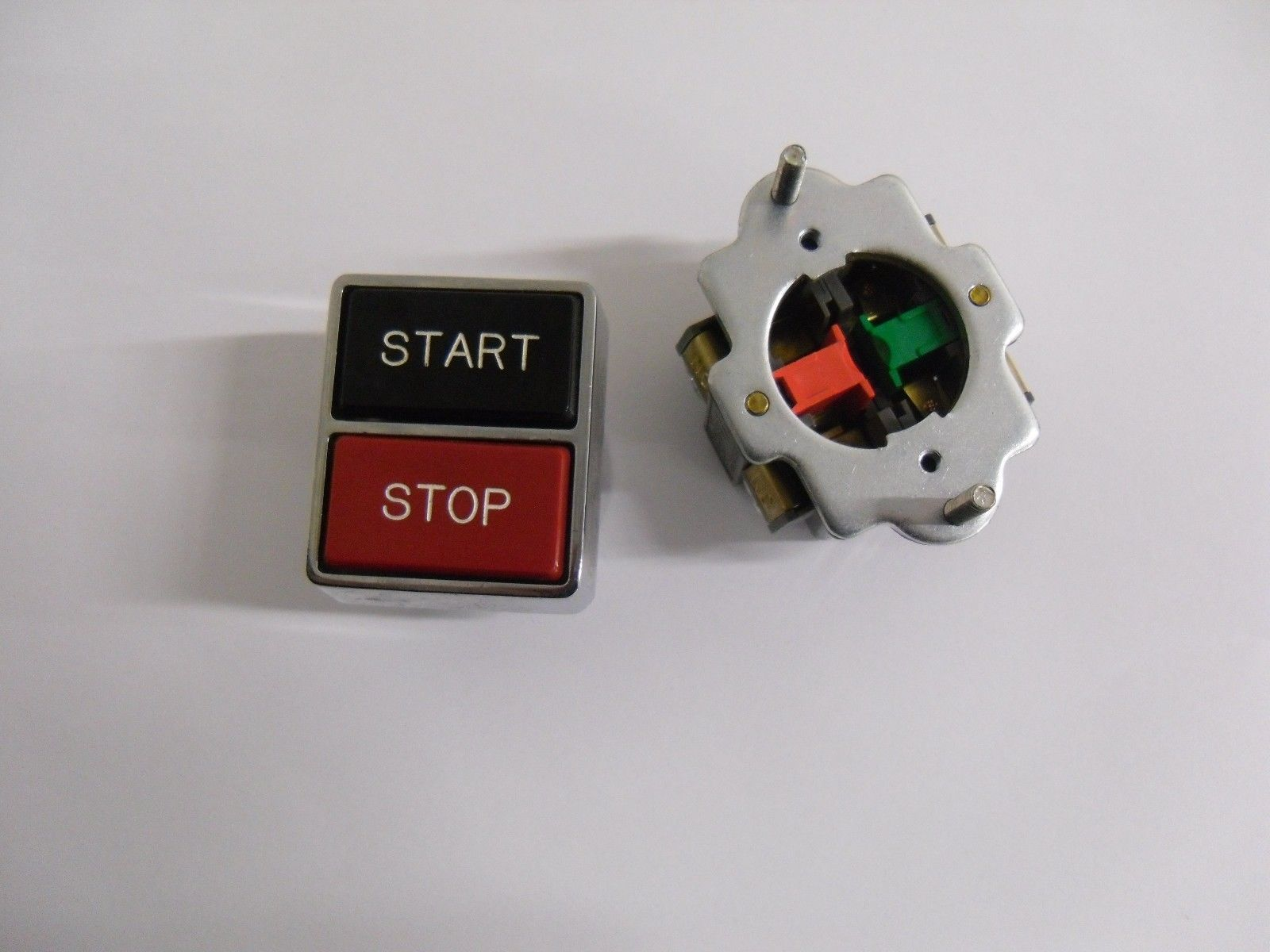 DUCT-O-WIRE Push Button Insert PB-STA, Start and 13 similar items