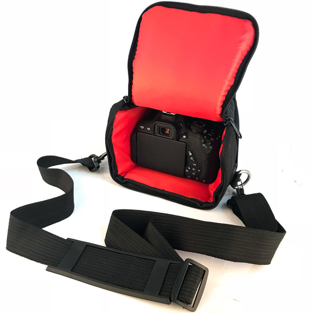 Camera Bag Case Cover Canon EOS M50 M5 M6 M100 80D 800D 77D 7D 6D 760D 750D 550D