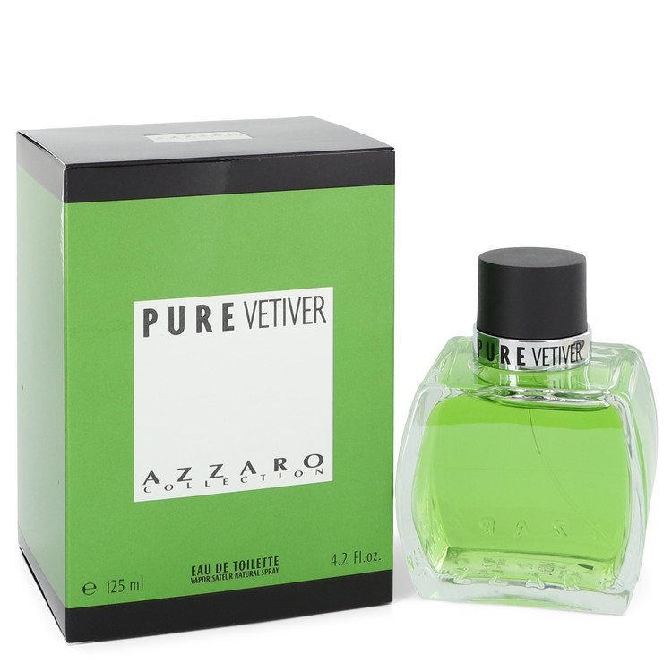 Azzaro pure vetiver 3.4 oz cologne