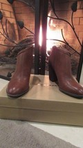 Lucky Brand Tuscadero Ankle Boot in Rye Sz 8M Retail $139.00 - $113.06