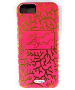 Mary Square Clara 2 Piece iPhone 5 Tough Case It Is Well With My Soul Pi... - $8.79