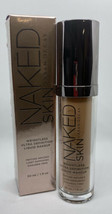 NIB 2.5 Urban Decay Naked Skin Weightless Ultra Definition Liquid Makeup... - $49.99